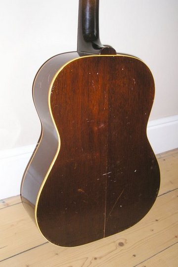 JP Guitars - Projects: 1954 Gibson LG1
