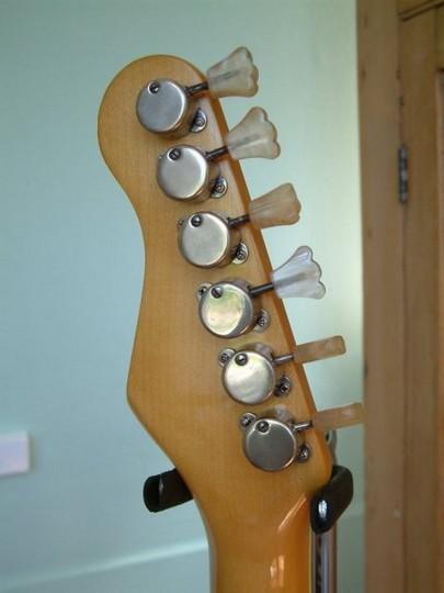 Hofner 176 Later Version Solid Guitar Schematic Diagram